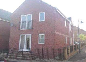 Thumbnail 2 bed flat for sale in Warren Court, Hampton, Peterborough