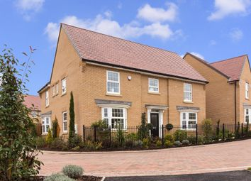 "Thumbnail 5 bed detached house for sale in ""Earlswood"" at Stoke Road, Poringland, Norwich"