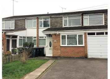 Thumbnail 3 bed terraced house for sale in Hendre Close, Coventry