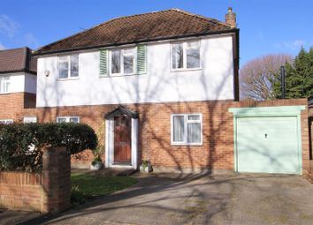 Thumbnail 3 bed detached house for sale in Long Lane, Ickenham