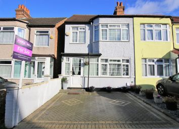 Thumbnail 3 bed end terrace house for sale in Eastcote Road, Harrow
