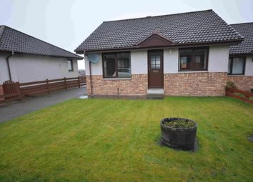 Thumbnail 2 bed semi-detached house to rent in Boswell Road, Inverness