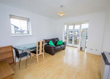 Thumbnail 1 bed flat to rent in Barnfield Place, Canary Wharf, London