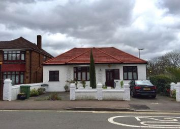 Thumbnail 4 bed semi-detached bungalow to rent in South View Drive, London