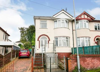 Thumbnail 3 bed semi-detached house for sale in Park Hall Road, Holywell, Flintshire, North Wales