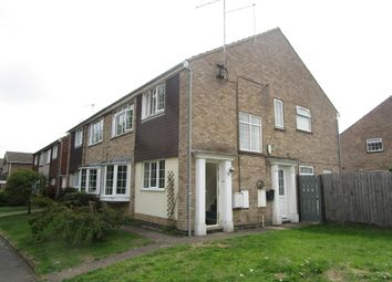 Thumbnail 2 bed maisonette to rent in Harlestone Road, Northampton