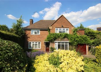 Thumbnail 4 bed detached house for sale in Sauncey Avenue, Harpenden, Hertfordshire