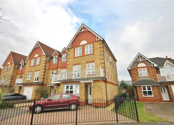 Thumbnail 4 bed end terrace house for sale in Chiltern Close, Staines-Upon-Thames, Surrey