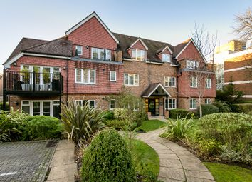 Thumbnail 2 bed flat for sale in White Hill Close, Caterham, Surrey