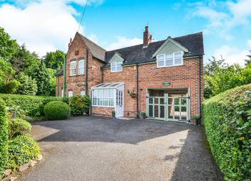 Thumbnail 4 bed semi-detached house for sale in Moorgreen, Newthorpe, Nottingham