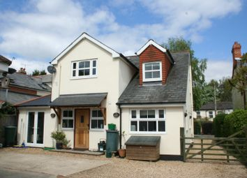 Thumbnail 5 bed detached house to rent in Updown Hill, Windlesham, Surrey