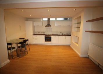Thumbnail 2 bed flat to rent in Parrock Street, Gravesend, Kent