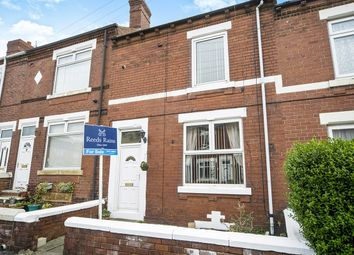 Thumbnail 2 bed terraced house for sale in Station Terrace, Allerton Bywater, Castleford