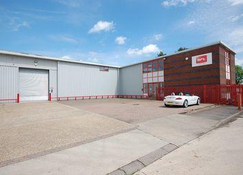 Thumbnail Industrial to let in Aerial Business Park, Membury