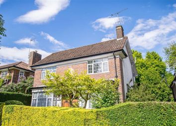 Thumbnail 4 bed detached house for sale in Hill Close, Harrow On The Hill, Middlesex