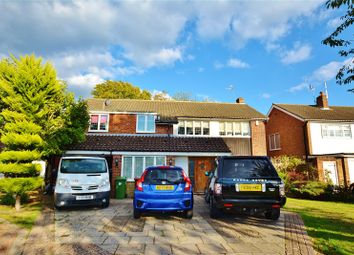 Thumbnail 5 bed detached house to rent in Wren Crescent, Bushey, Hertfordshire