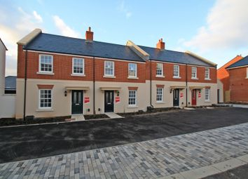 Thumbnail 3 bed end terrace house for sale in The Greylake, Sherford, Plymouth, Devon
