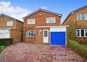Thumbnail 4 bedroom detached house for sale in Athelstans Court, Sherburn In Elmet, Leeds