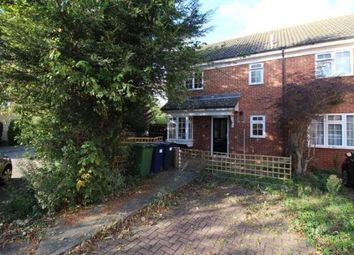 Thumbnail 1 bed terraced house for sale in Ashton Gardens, Huntingdon, Cambridgeshire
