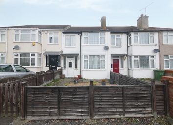 Thumbnail 3 bed terraced house for sale in Leybourne Road, Hillingdon, Middlesex
