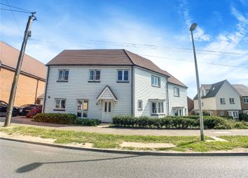 Thumbnail 4 bed semi-detached house to rent in Bells Lane, Hoo, Rochester, Kent
