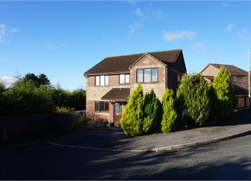 Thumbnail 5 bed detached house for sale in The Hawthorns, Pant, Merthyr Tydfil