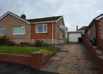 Thumbnail 2 bed bungalow to rent in Fairfield Close, Penrhyn Bay, Llandudno