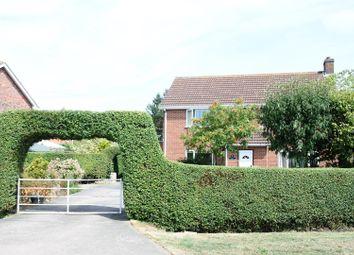 Thumbnail 3 bed detached house for sale in Acklands Lane, Long Bennington, Newark