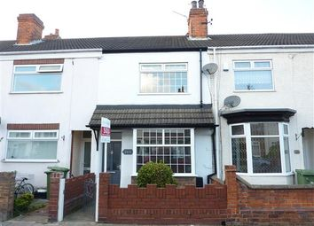 Thumbnail 2 bed terraced house to rent in Barcroft Street, Cleethorpes