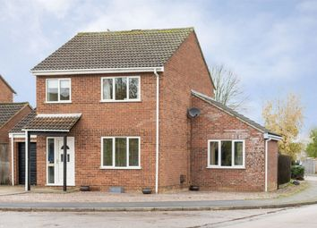Thumbnail 3 bed detached house for sale in Greenfields, Earith, Huntingdon