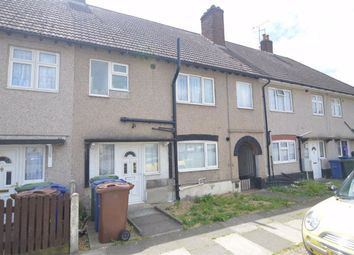 Thumbnail 3 bedroom terraced house for sale in Elgar Gardens, Tilbury, Essex