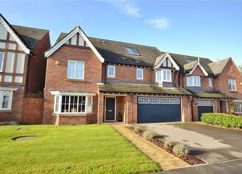 Thumbnail 6 bed detached house for sale in Cherry Tree Close, Charnock Richard, Chorley