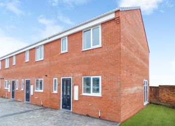 Thumbnail 3 bedroom town house for sale in Post Office Road, Featherstone, Pontefract