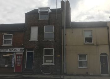 Thumbnail 4 bed flat for sale in Norwich Road, Wisbech, Cambridgeshire