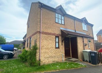 Thumbnail 1 bed link-detached house to rent in Alexander Drive, Louth