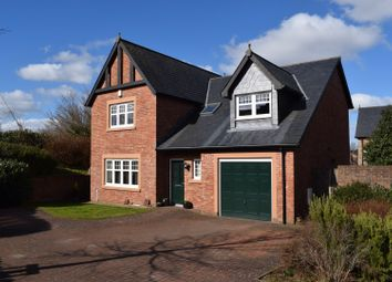Thumbnail 4 bed detached house for sale in Carlyle, Dumfries