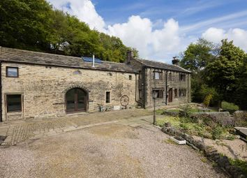 Thumbnail 5 bedroom farmhouse for sale in Heath Farm, Slaithwaite, Huddersfield