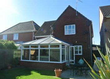 Thumbnail 3 bed detached house for sale in Southfields, Bourne, Lincolnshire