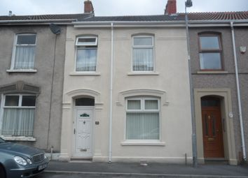 Thumbnail 3 bed terraced house for sale in Penallt Terrace, Llanelli