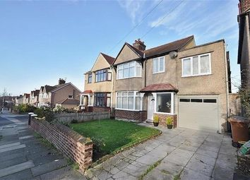 Thumbnail 5 bedroom semi-detached house for sale in Taunton Road, Wallasey