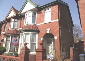 Thumbnail 1 bedroom flat to rent in Gainsborough Road, Blackpool, Lancashire