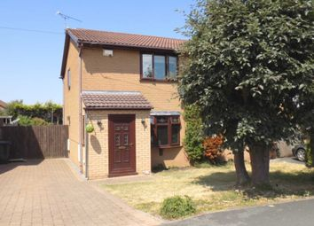 Thumbnail 2 bed semi-detached house for sale in Machynlleth Way, Connah`S Quay, Flintshire, 4Ug.