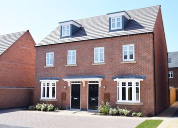 "Thumbnail 3 bedroom semi-detached house for sale in ""Kennett"" at Beggars Lane, Leicester Forest East, Leicester"