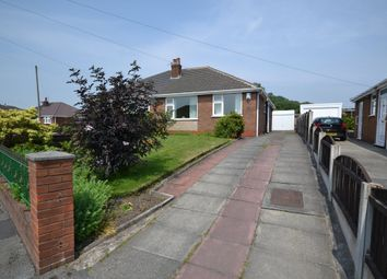 Thumbnail 2 bed semi-detached bungalow for sale in Chelford Drive, Astley, Tyldesley, Manchester