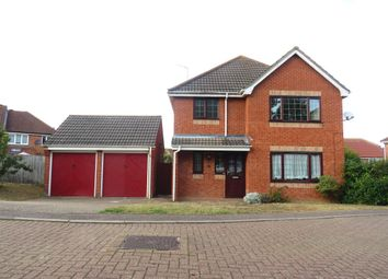 Thumbnail 4 bed detached house for sale in Melton Drive, Taverham, Norwich