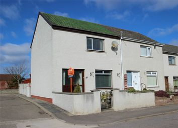 Thumbnail 2 bed end terrace house for sale in 48 Spynie Street, Elgin, Moray