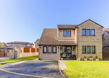 Thumbnail 4 bed detached house for sale in Victoria Gardens, Barrowford, Lancashire