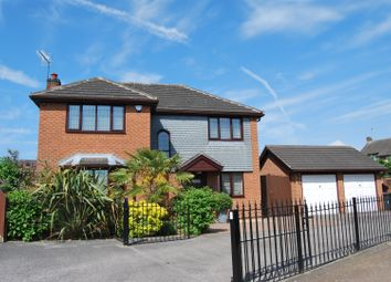 Thumbnail 4 bed detached house for sale in The Vale, Ilkeston