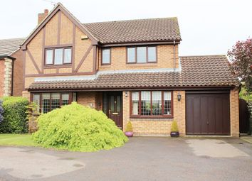 Thumbnail 4 bed detached house for sale in Mayfield Drive, Kenilworth