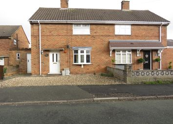 Thumbnail 2 bed semi-detached house for sale in Southfields Road, Stafford